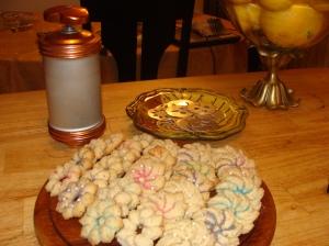 Spritz cookies 015