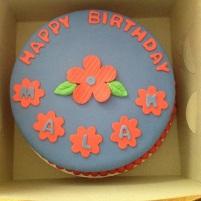 Flower Cake 4 Kids Cake #1