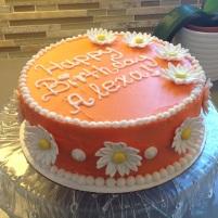 "Daisy ""Cake 4 Kids"" Cake #6"