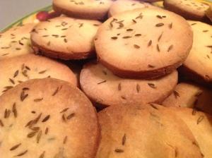 Zeera (Cumin) Cookies