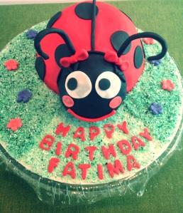Ladybug Cake 4 Kids Cake #8