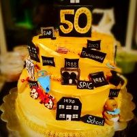 Road to Life Cake